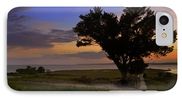 Fort Fisher Sunset  IPhone Case