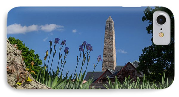 Fort Griswold Monument IPhone Case