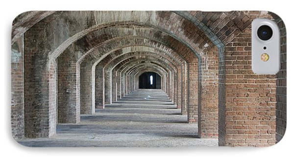 Fort Jefferson Arches IPhone Case