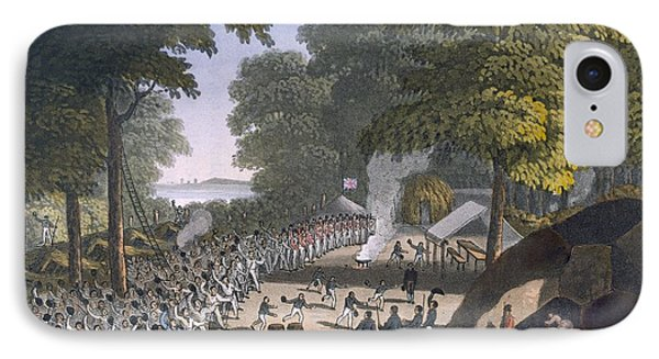 Fort Maxwell, 1820 IPhone Case