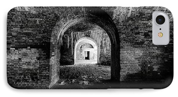 Fort Morgan IPhone Case by Danny Hooks