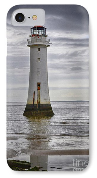 Fort Perch Lighthouse IPhone Case