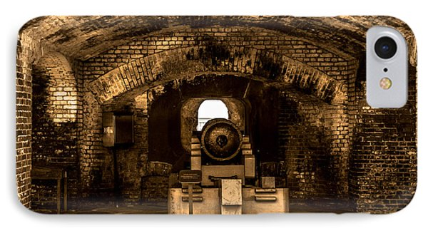 Fort Sumter Famous Cannon IPhone Case