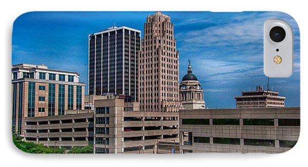 Fort Wayne Skyscrapers IPhone Case