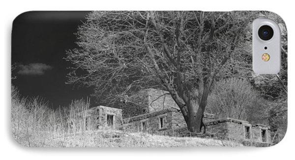 Fort Williams In Ir 3 Phone Case by Joann Vitali