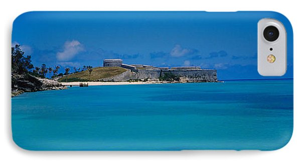 Fortress At The Waterfront, Fort St IPhone Case by Panoramic Images