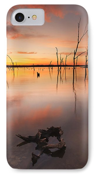 Found IPhone Case by Scott Bean