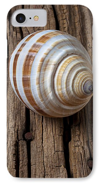 Found Sea Shell Phone Case by Garry Gay