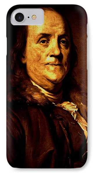 Founding Father Phone Case by Benjamin Yeager