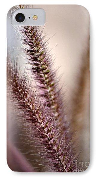 Fountain Grass Phone Case by Deb Halloran