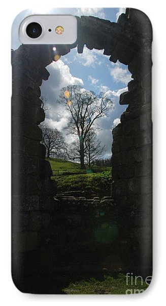 Fountains Abbey IPhone Case