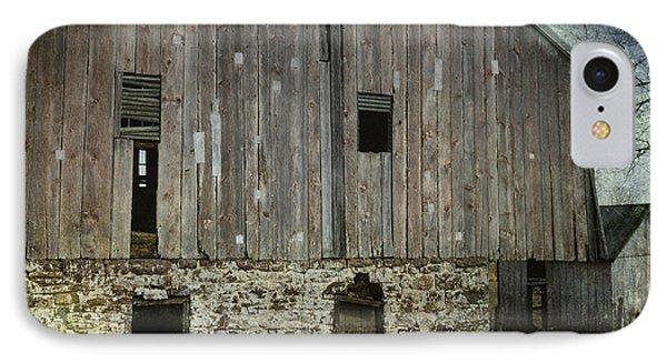 Four Broken Windows IPhone Case by Joan Carroll