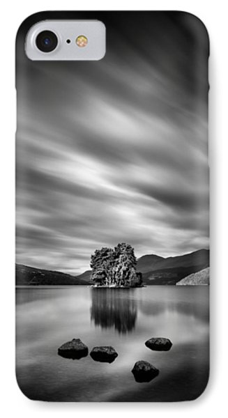 Four Rocks IPhone Case by Dave Bowman
