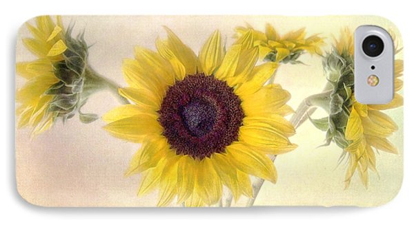 IPhone Case featuring the photograph Hello Sunshine by Louise Kumpf