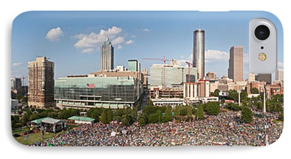 Fourth Of July Festival, Centennial IPhone Case by Panoramic Images