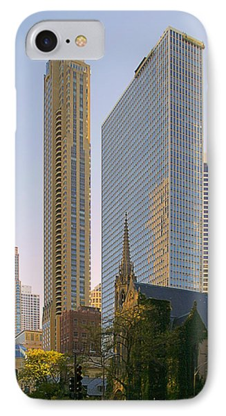 Fourth Presbyterian Church Chicago IPhone Case