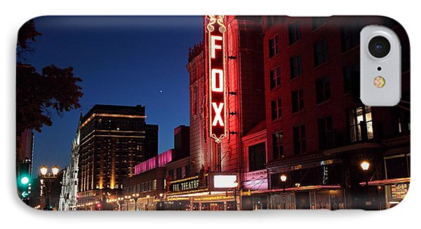 Fox Theater Twilight IPhone Case