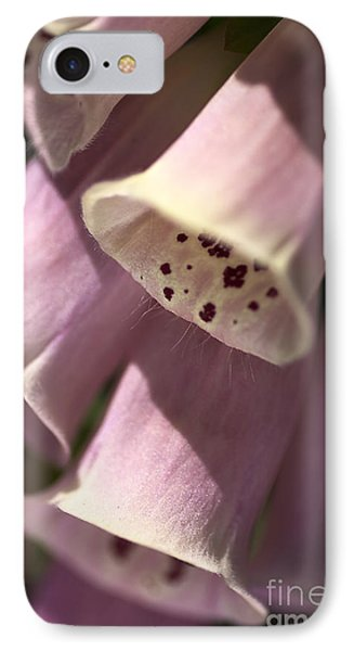 IPhone Case featuring the photograph Foxglove by Joy Watson