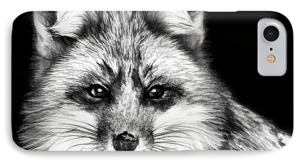 Foxtrot IPhone Case by Steven Richardson