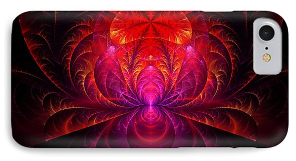 Fractal - Jewel Of The Nile Phone Case by Mike Savad