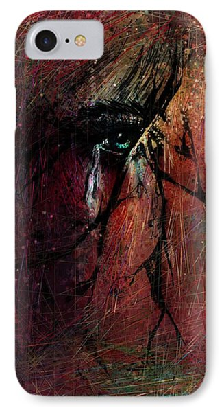 Fracture IPhone Case by Rachel Christine Nowicki