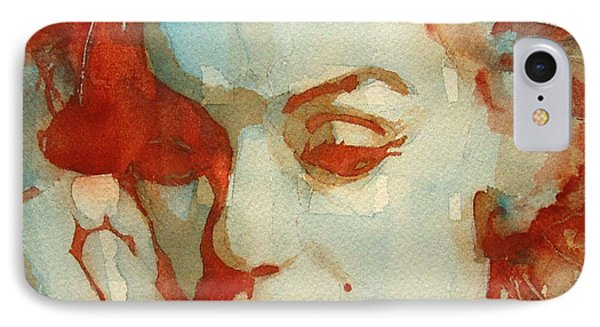 Fragile IPhone Case by Paul Lovering