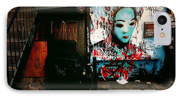 Fragments - Street Art - New York City Phone Case by Vivienne Gucwa