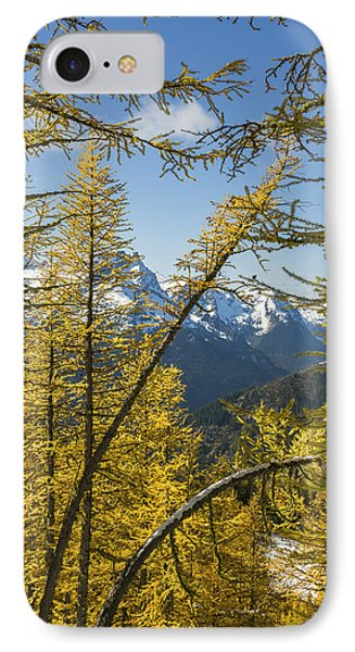 Framed By Color IPhone Case by Ross Murphy