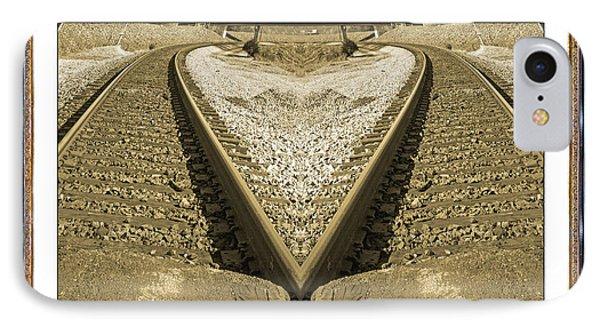 Framed Heart IPhone Case