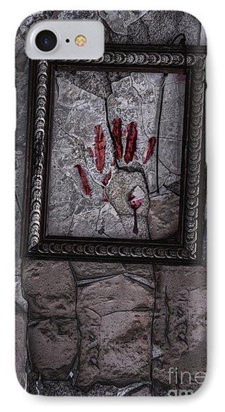 Framed Phone Case by Margie Hurwich