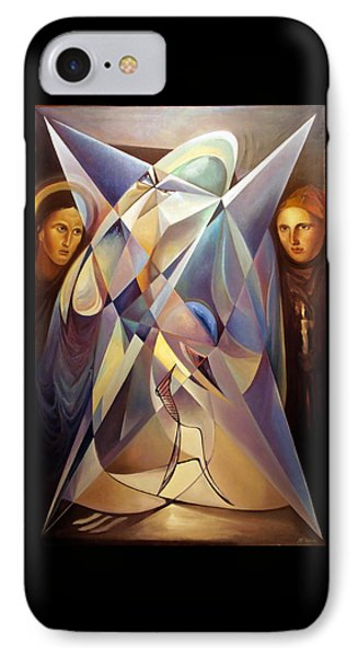 Frames Mover Or Light Fighter IPhone Case by Mikhail Savchenko