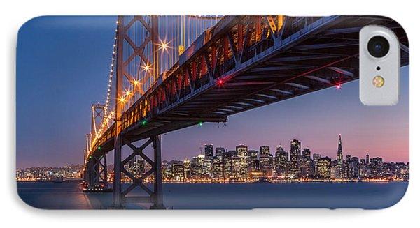 Framing San Francisco IPhone Case by Mihai Andritoiu