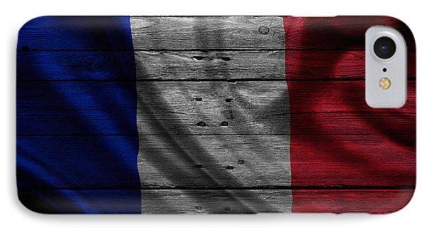 France IPhone Case by Joe Hamilton