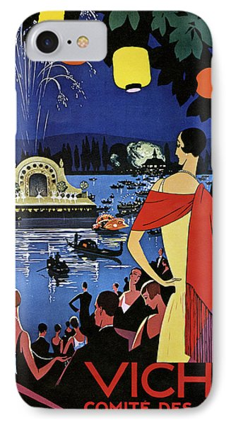 France Vichy, C1920 IPhone Case by Granger