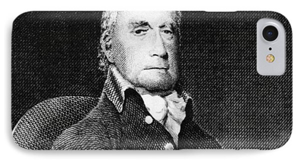 Francis Lewis (1713-1803) Phone Case by Granger