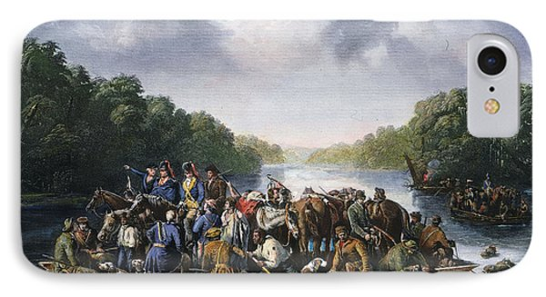 Francis Marion (c1732-1795) Phone Case by Granger