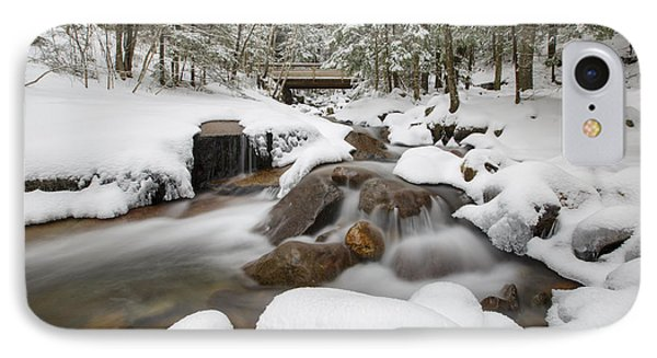 Franconia Notch State Park - White Mountains New Hampshire Usa - Flume Gorge Phone Case by Erin Paul Donovan