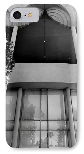 Frank Lloyd Wright Designed Auditorium Phone Case by Karyn Robinson