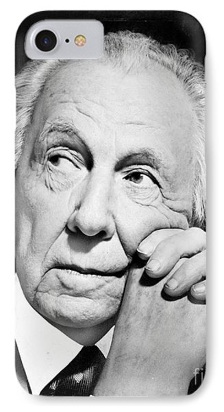 Frank Lloyd Wright Phone Case by Granger