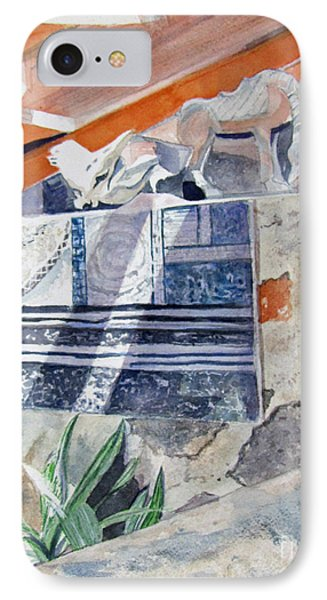 Frank Lloyd Wright Taliesin West 2 IPhone Case by Carol Flagg