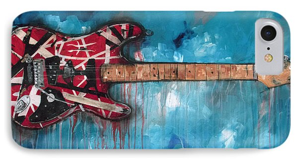 Frankenstrat IPhone 7 Case
