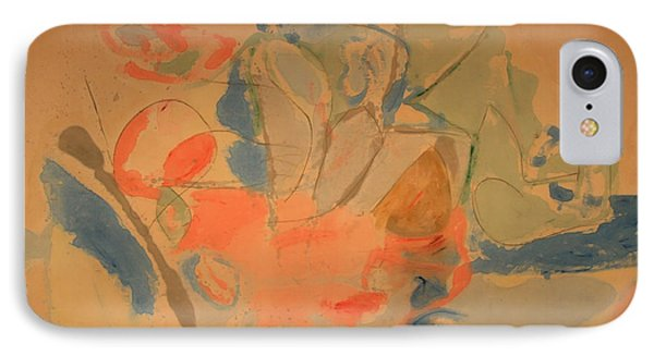 Frankenthaler's Mountains And Sea IPhone Case by Cora Wandel