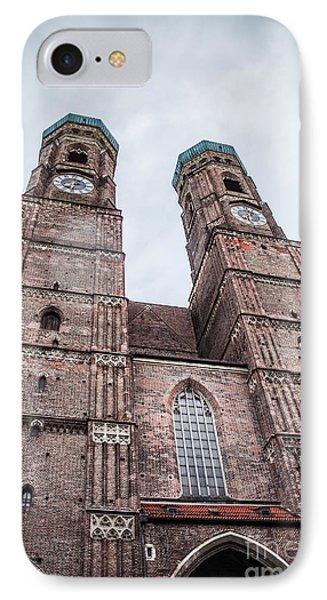 Frauenkirche Phone Case by Hannes Cmarits