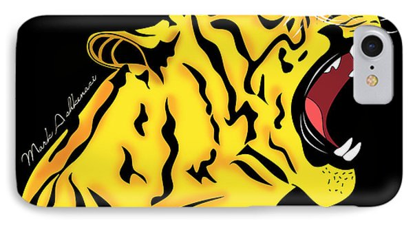 Freak Tiger  IPhone Case
