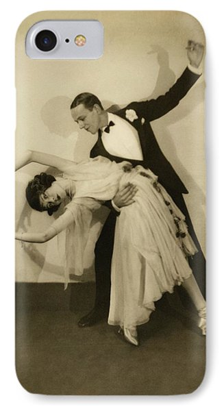 Fred Astaire IPhone Case by Edward Steichen