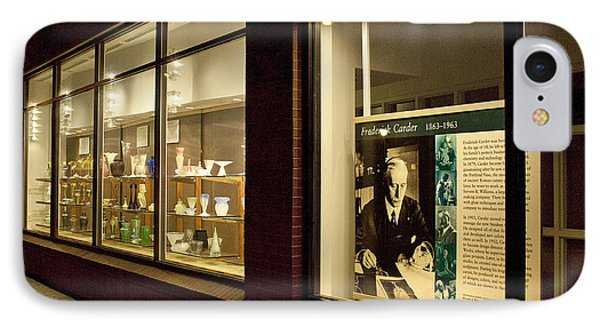 Frederick Carter Storefront 1 IPhone Case by Tom Doud