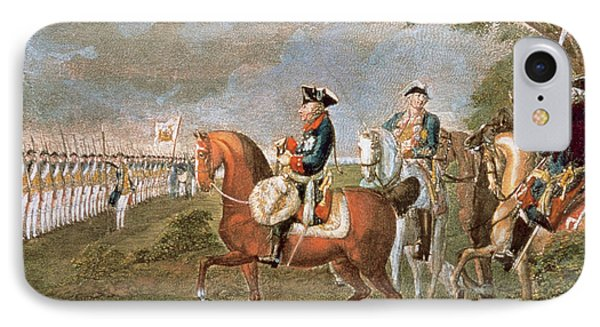 Frederick II The Great (1712-1786 IPhone Case