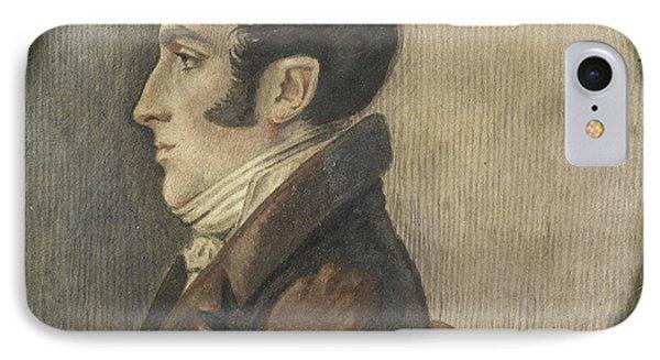 Frederik Willem Van Limburg Stirum 1774-1858 IPhone Case by Litz Collection