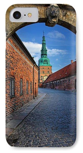 Frederiksborg Castle Hillerod Denmark IPhone Case by Carol Japp