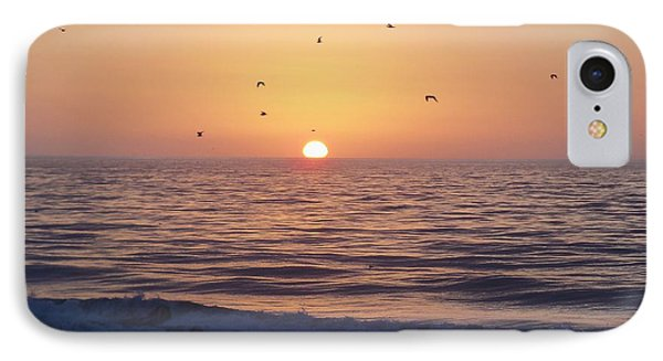 IPhone Case featuring the photograph Free As A Bird by Victor Montgomery